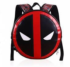 Круглый <b>Рюкзак</b> Дэдпул <b>Marvel</b> Deadpool Superhero <b>Logo</b> ...