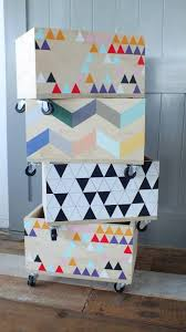 Moveable wooden toy <b>storage boxes</b>... <b>Handpainted</b> and designed ...