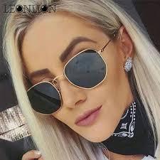 <b>Polygonal</b> Mirror <b>Sunglasses</b> for Women in 2019 | <b>Oversized aviator</b> ...