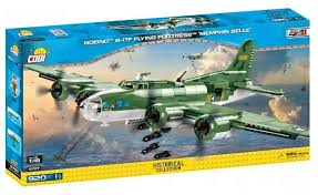 <b>Конструктор Cobi</b> Small Army World War II 5707 Boeing B-17F ...