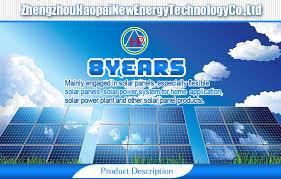 Mono <b>Solar Panel 36v</b> 24v 12v 360w 330w 300w 275w 250w <b>200w</b> ...
