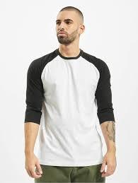 <b>Urban Classics</b> Верхняя <b>одежда</b> / <b>Футболка</b> Contrast 3/4 Sleeve ...
