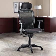 life style black fabric plastic mesh ergonomic office