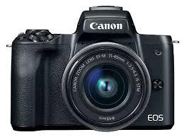 Беззеркальный <b>фотоаппарат Canon EOS M50</b> kit EF-M 15-45mm f ...