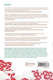 teaching as a design science amazon co uk diana laurillard books