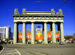 Arco do Triunfo de Moscou