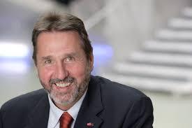 Ulrich Bauer, Vizerektor für Finanzen und Personal © TU Graz/Frankl. - Bauer%2520Ulrich-24
