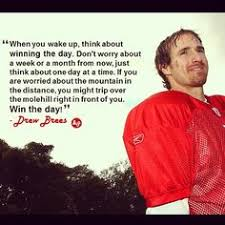 Inspirational Quotes Drew Brees. QuotesGram via Relatably.com