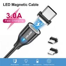 NEW USB Magnetic Cable, Type C Fast Charging Cable, 1m ... - Vova