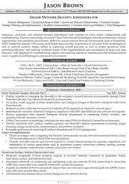 senior network administrator resume sample fund administrator resume