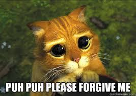 Forgiveness memes | quickmeme via Relatably.com