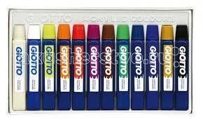 <b>Giotto Acrylic</b> Paint Акриловые <b>краски</b> 12 цветов х 12 мл ...