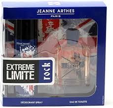 J.<b>Arthes Extreme</b> Limite Rockset 3.4 Sp/6.7 Deo Bdy Spray Set by ...