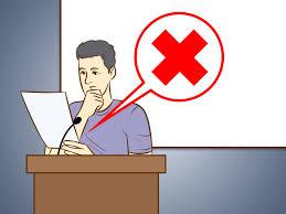 ways to start a speech wikihow
