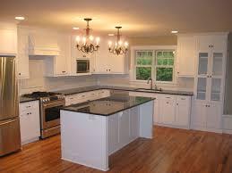 warm brown kitchen design