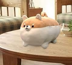 Auspicious beginning Stuffed Animal Shiba Inu Plush Toy…