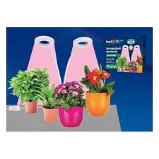<b>Светильник</b> для растений светодиодный с таймером <b>ULT</b>-<b>P35</b> ...
