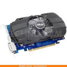 <b>Видеокарта Asus GeForce GT</b> 1030 2Gb 64bit GDDR5 (PH ...