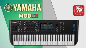 <b>Синтезатор YAMAHA</b> MODX6 (модель новинка 2018 года ...