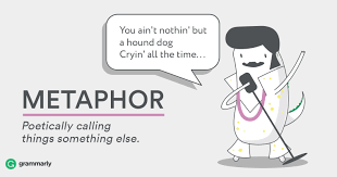 what is a metaphor definition and examples grammarly metaphor definition