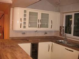 lewis high gloss cream kitchen contemporary
