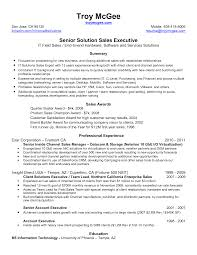 executive resume s senior s executive sample resume
