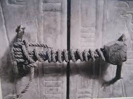 best images about tutankhamen statue of lapis the unbroken seal in king tut s tomb as howard carter saw
