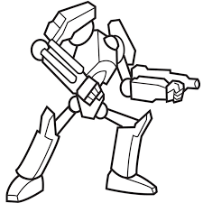 Small Picture Free Printable Robot Coloring Pages For Kids Coloring Pages Of