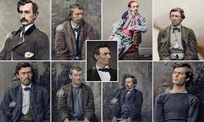 Abraham Lincoln's assassination conspirators revealed | Daily Mail ...