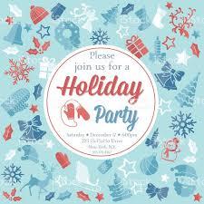 christmas party invitation template stock vector art 605988536 christmas party invitation template royalty stock vector art