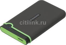 Купить <b>Внешний жесткий диск TRANSCEND</b> StoreJet 25M3S ...