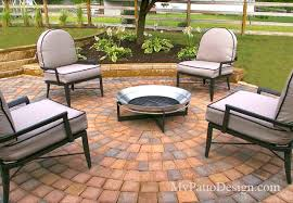 outdoor patio fireplace designs gas