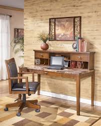 home office desk ashley furniture ashley furniture office desk with hutch baybrin rustic brown home office small