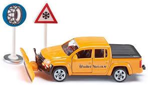 <b>Siku Снегоуборочная машина Volkswagen</b> Amarok — купить в ...