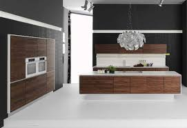 astounding small kitchen design with flex white vinyl flooring and crystal glass pendant lighting feat cool black wall painted finish dandy modern kitchen astounding kitchen pendant
