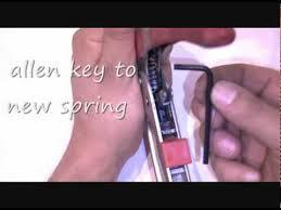 Spring secateur <b>Jardin de France</b> - YouTube