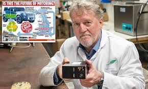 Man invents electric <b>car</b> battery that lasts 1,500 miles when charged ...