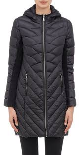 Barneys <b>New York</b> Packable Long Puffer <b>Jacket</b> - Down/Puffer ...