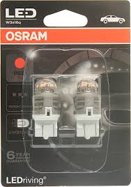 <b>Лампа</b> автомобильная <b>Osram</b> W21/5W (W3*16q) <b>LED</b> Premium ...