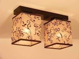 home of premium wood lights lamps chandeliers brown fabric lighting