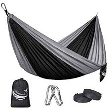 JBM Camping Hammock Single & Double Portable ... - Amazon.com