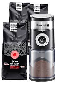 Subscription: Solino Espresso – whole beans (<b>12</b> x 1 kg) + coffee ...