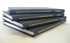 Thesis Binding examples