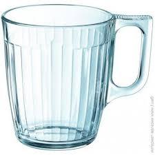 <b>Кружка Luminarc</b> для чая 400 мл — 1 шт. — стекло цвет ...