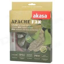 <b>Вентилятор Akasa</b> 120x120x25 Apache S-Flow PWM AK-FN057