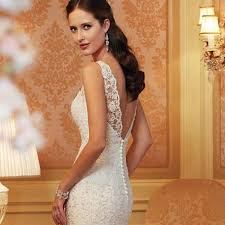 Alilove Ball Gown/Bridal/O Neck/<b>Simple</b>/<b>New</b>/<b>Style</b>/Backless/<b>Big</b> ...