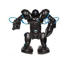 Купить <b>интерактивный робот WowWee</b> Робосапиен Blue, цены в ...
