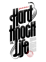 Hard Knock Life by Andre Beato | From up North via Relatably.com