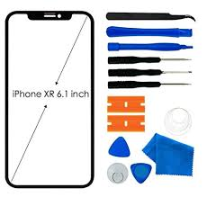 Original iPhone XR Screen Replacement, Front Outer ... - Amazon.com