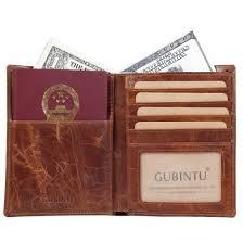Кожаная паспортная <b>папка</b> Ретро-карта для <b>карточек</b> Держатель ...